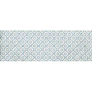 Плитка декоративна Paradyz Antico Blue Inserto B 200х600х9,5 мм
