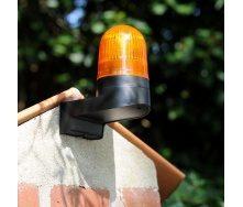 Сигнальная лампа светодиодная Marantec Control 950 70х135х105 мм желтая