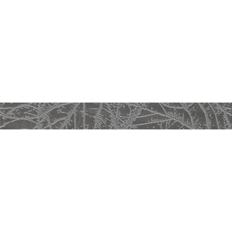 Фриз Paradyz Antonella Grafit Listwa 70х600х10,6 мм