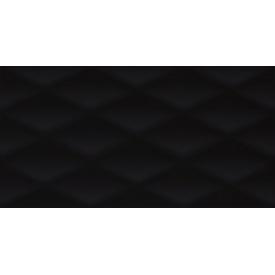 Плитка Paradyz Bellicita Nero Pillow Struktura 300х600х10 мм