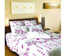 Комплект постельного белья ТЕП 907 Сакура Полуторный бязь 215х150 см