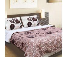 Комплект постельного белья ТЕП 920 Мокко Полуторный бязь 215х150 см