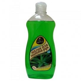 Жидкое мыло Волшебница алое-зеленое 0,5 л