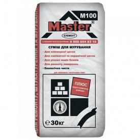 Кладочная и ремонтная смесь Мастер Элемент Master Element 30 кг