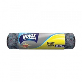 Тряпка для пола Novax 1 шт