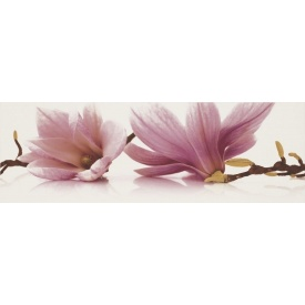 Плитка декоративна Paradyz Abrila Inserto Kwiat A 200х600х9,5 мм