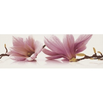 Плитка декоративная Paradyz Abrila Inserto Kwiat A 200х600х9,5 мм