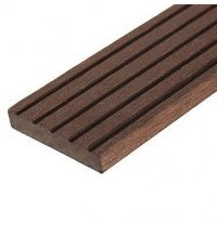 Плінтус для терасної дошки Woodplast Bruggan Multicolor 63x2200 мм
