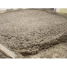 Пристрій підлоги з полістиролбетону