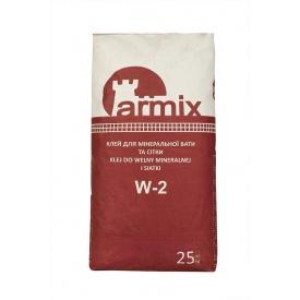 Смесь для армирования минеральной ваты Armix W-2 25 кг