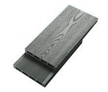 Террасная доска Woodplast Mirradex Light 145x20x2200 мм borneo