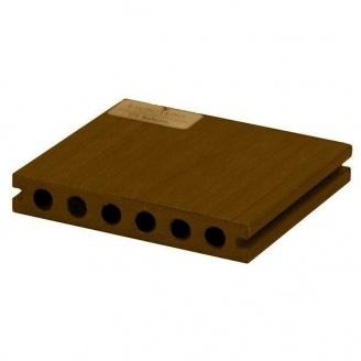 Террасная доска Woodplast Legro Ultra Natural двухслойная 138x23x2900 мм maple