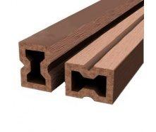 Лага для террасной доски Woodplast Mirradex 57х32x2200 мм
