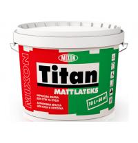 Акриловая краска Mixon Титан Матлатекс 5 л белый
