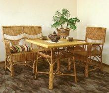 Плетенка - мебель из лозы в интерьере