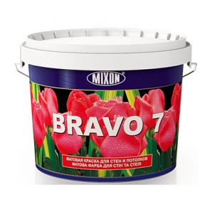 Фарба Mixon Bravo 7 2,5 л білий