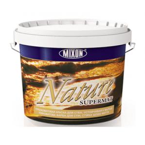 Фарба Mixon Nature Supermat 2,5 л білий