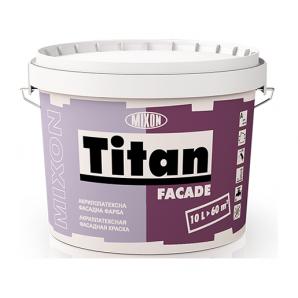 Фарба Mixon Титан Фасад 5 л білий