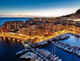 В Монако осушат часть моря и построят там роскошные апартаменты