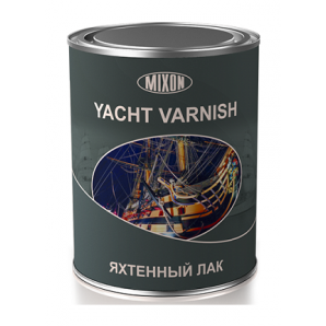 Яхтний лак Mixon Yacht Varnish 2,5 л