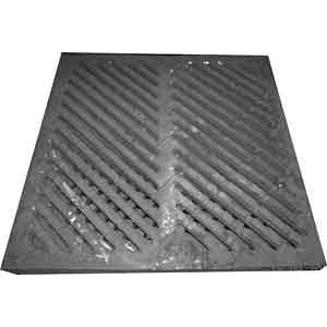 Ливнеприемная решетка 30х500х500 мм (9.06)