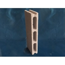 Облицювальна бетонний блок Новоблок 500х70х190 мм
