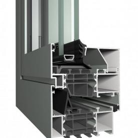 Окно из алюминия Reynaers Masterline 8 Standart 119 мм