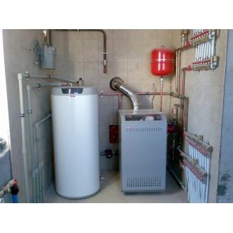 Монтаж частной системы отопления