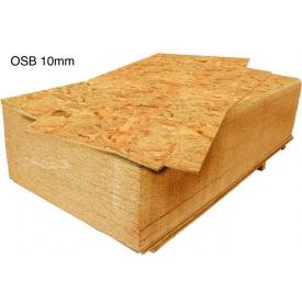 Плита OSB Kronospan 10х1250x2500 мм
