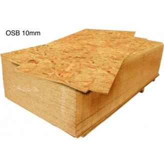 Плита OSB Kronospan 10х1250х2500 мм
