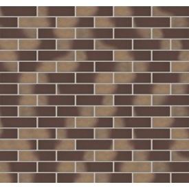 Система утепления фасада Royal Fasade с клинкерной плиткой King Klinker 1036х600x50 мм Golden autumn