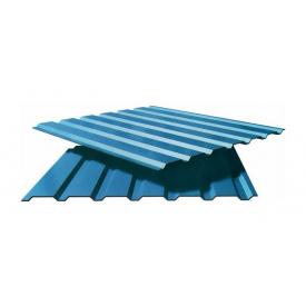 Профнастил покрівельний PSM-Profile ПР–20 А синій