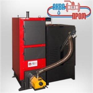 Котел твердотопливный длительного горения пеллетный Altep КТ-2-Е-PG 50 кВт