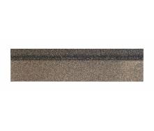 Коньково-карнизная черепица Shinglas 250х1000 мм прерия