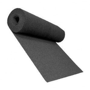 Розжолобковий килим Shinglas 3,4 мм 1х10 м темно-сірий