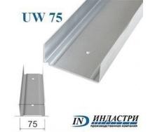 Профиль ПК Индастри UW 75 0,45 мм