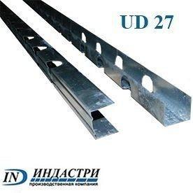 Профиль ПК Индастри UD фигурный 0,4 мм