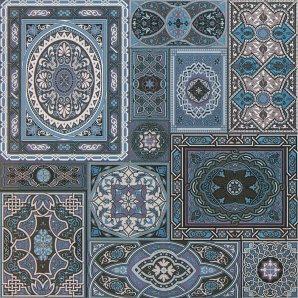 Плитка підлогова АТЕМ Aladdin BL 600х600х9,5 мм
