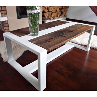 Журнальный стол Whiter 45х55х95 см белый
