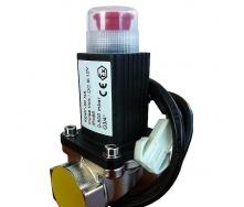 Газовый клапан Реноме КЕМГ-15 NA электромагнитный 1/2'' 27х60х87х100 мм