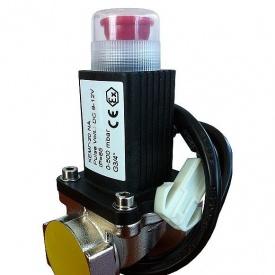"Газовий клапан Реноме КЕМГ-15 NA електромагнітний 1/2"" 27х60х87х100 мм"