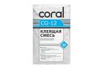 Клеевые смеси Coral