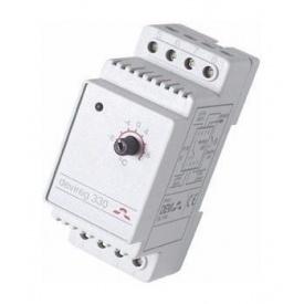 Терморегулятор электронный на шину DIN DEVI DEVIreg 330 0,25 Вт (140F1070)