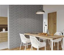 Фасадная клинкерная плитка Cerrad Foggia Gris 6,5x24,5 см