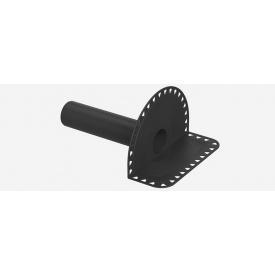 Парапетная воронка D 110 мм черная