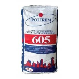 Гідроізоляційна суміш POLIREM 605 Екстра 6 bar 25 кг