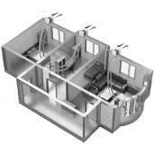 Монтаж децентралізованих систем вентиляції
