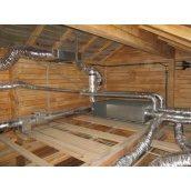 Установка вентиляції в приватному будинку