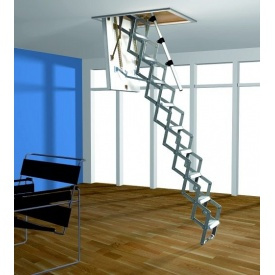 Чердачная лестница Roto Mini 120х70 см