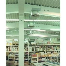 Установка вентиляції в продовольчому магазині
